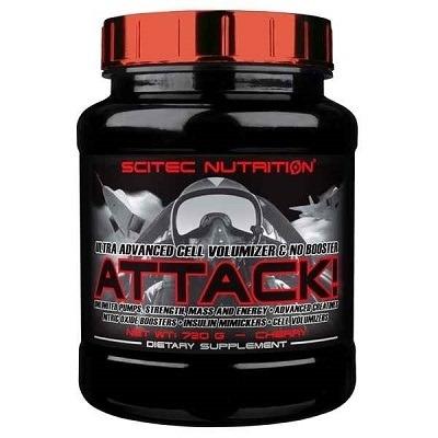 Scitec Attack 320 Gr