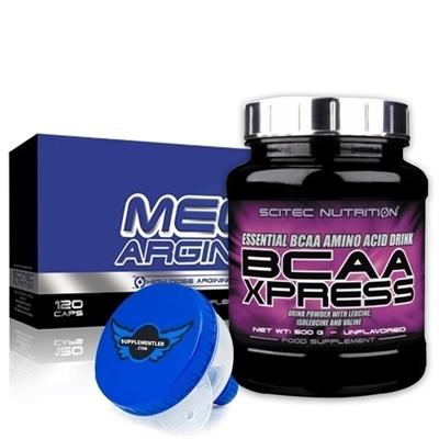 Scitec BCAA Xpress + Mega Arginine Kombinasyonu