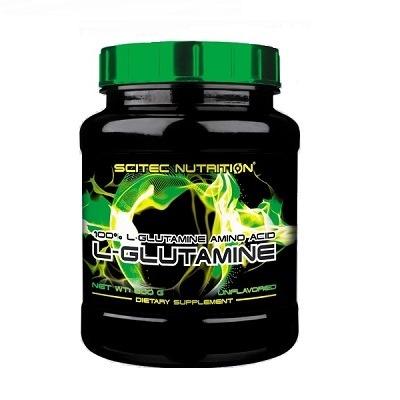 Scitec L-Glutamine Powder 300 Gr