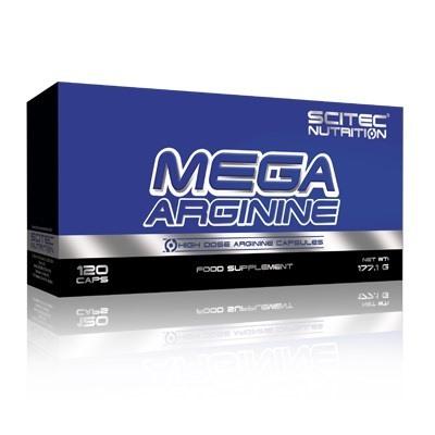 Scitec Mega Arginine 120 Kapsül