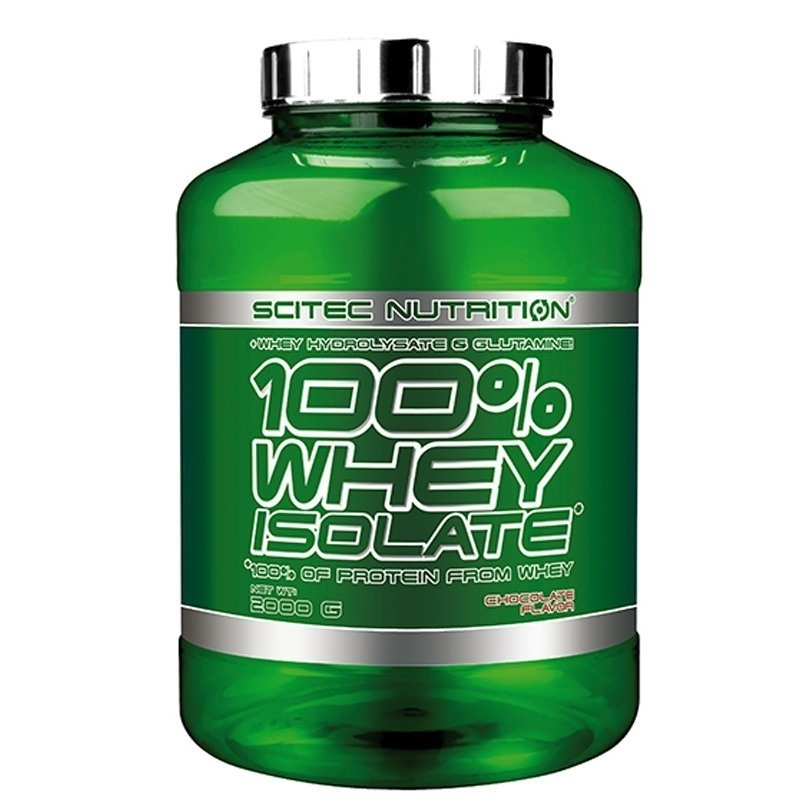 Scitec Whey Isolate 2000 Gr