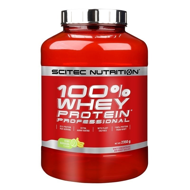Scitec Whey Professional Whey Protein 2350 Gr + Shaker