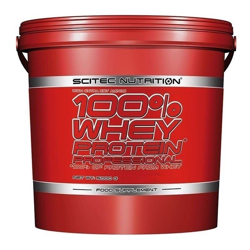Scitec Whey Professional Whey Protein 5000 Gr