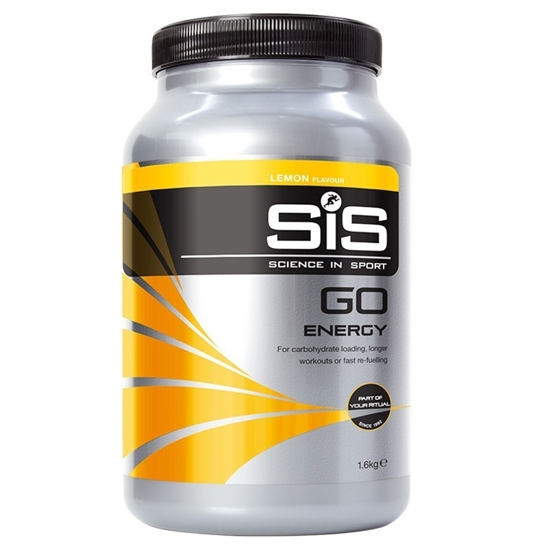 SiS GO Energy Powder 1600 Gr