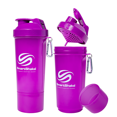 Smart Shake 500 ML Neon Purple