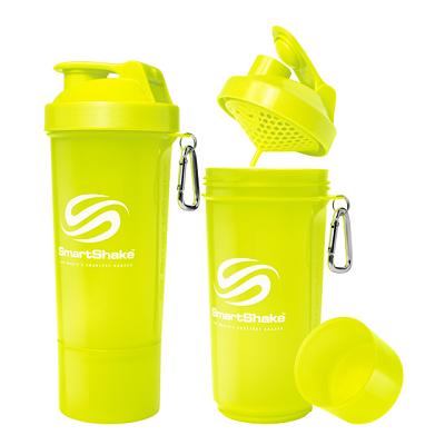 Smart Shake 500 ML Neon Yellow