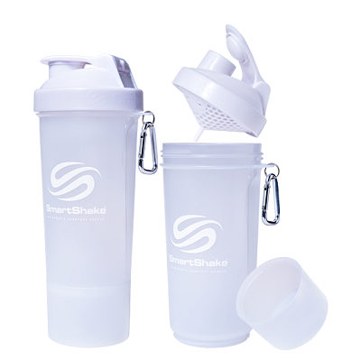 Smart Shake 500 ML Pure White