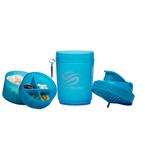 Smart Shake 600 ML Neon Blue