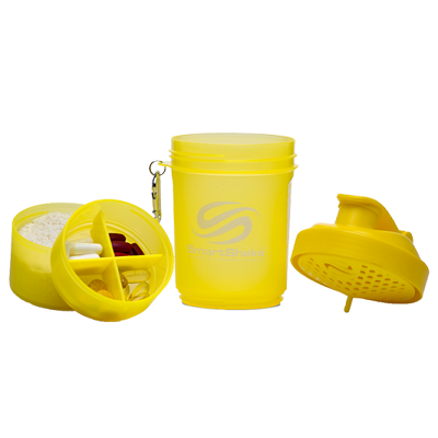 Smart Shake 600 ML Neon Yellow