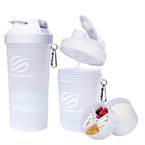 Smart Shake 600 ML Pure White