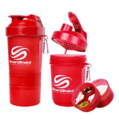 Smart Shake 600 ML Red