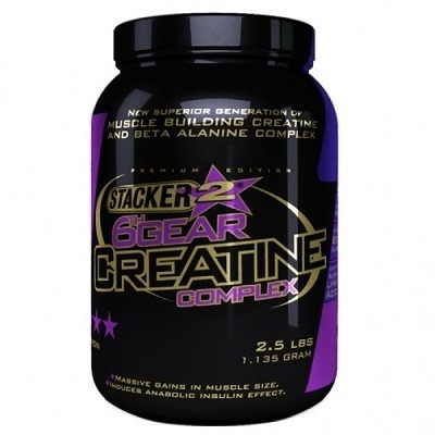 Stacker Europe 6TH Gear Creatine Complex 1135 Gr