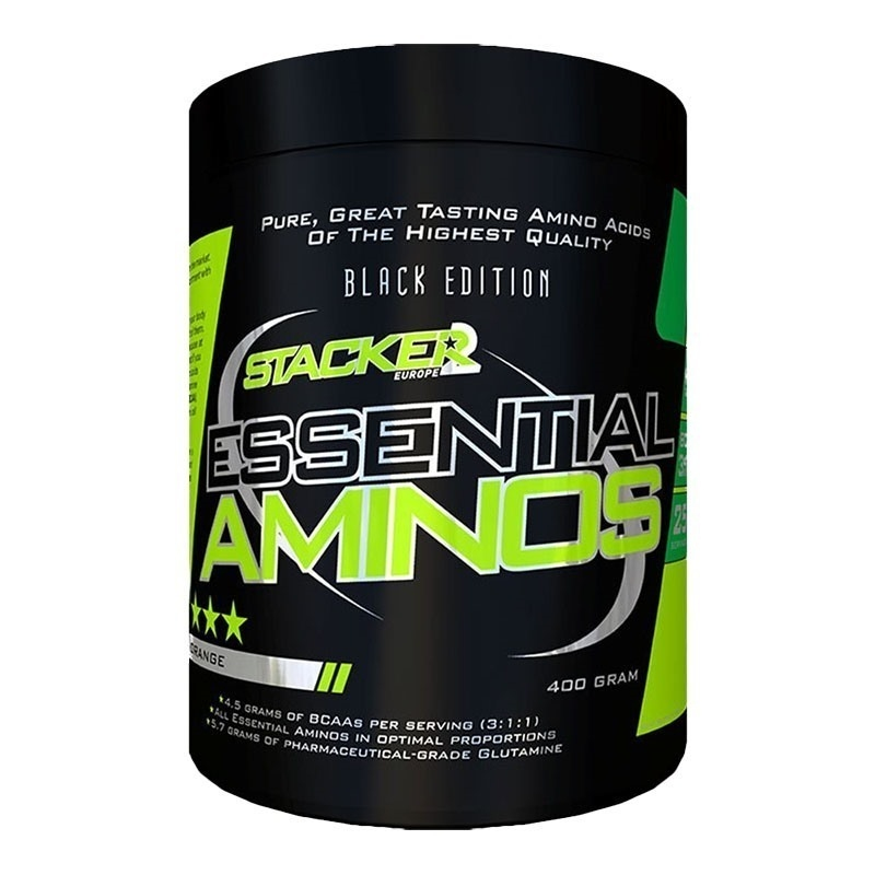 Stacker Europe Essential Aminos 400 Gram
