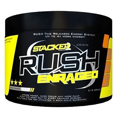 Stacker Europe Rush Enraged 210 Gr