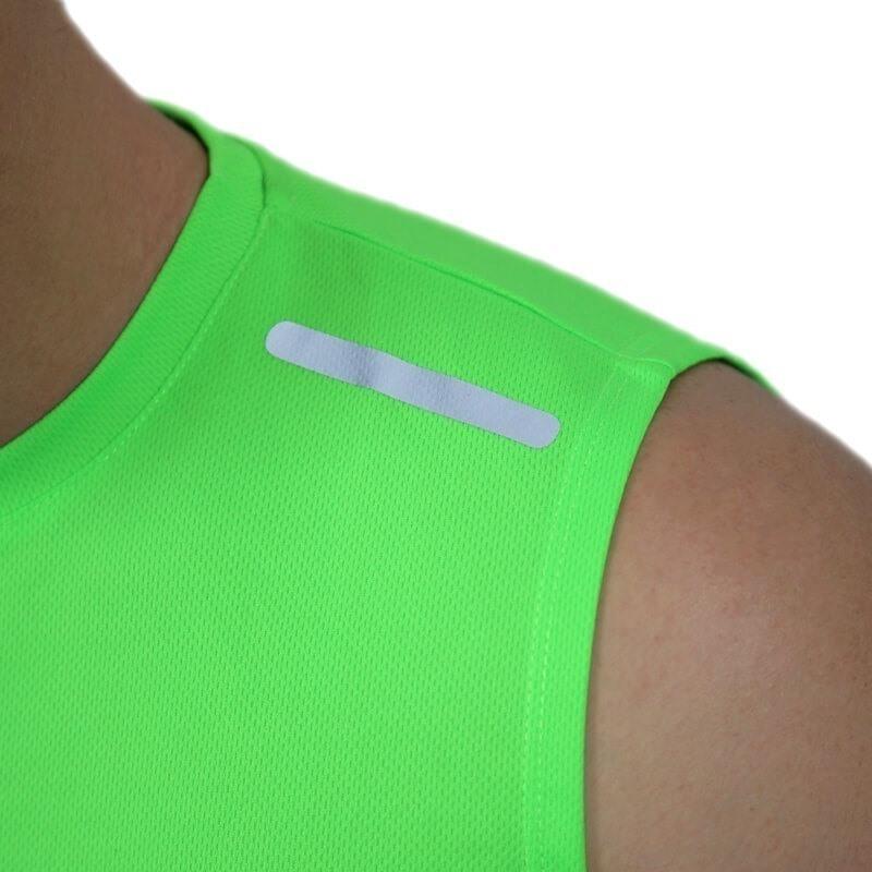 Supplementler.Com Antrenman Atleti Yeşil Neon