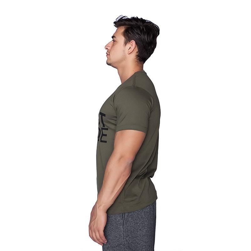 Supplementler.com Beast Mode T-Shirt Yeşil Siyah