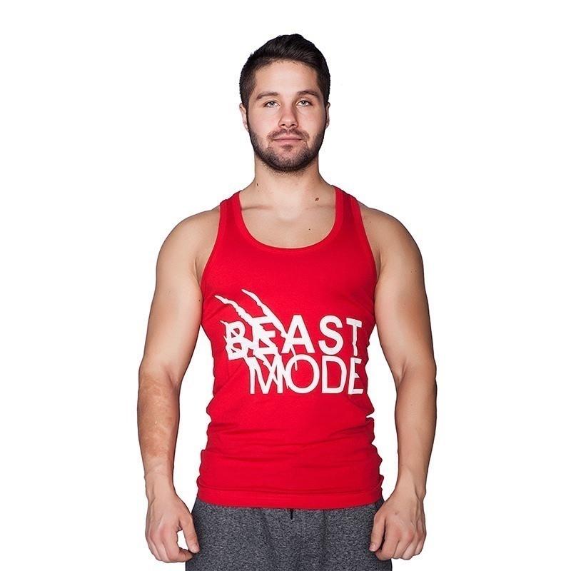 Supplementler.com Beast Mode Tank Top Kırmızı
