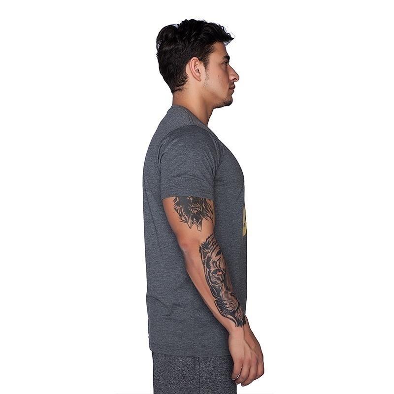 Supplementler.com Dirty Bulk T-Shirt Koyu Gri