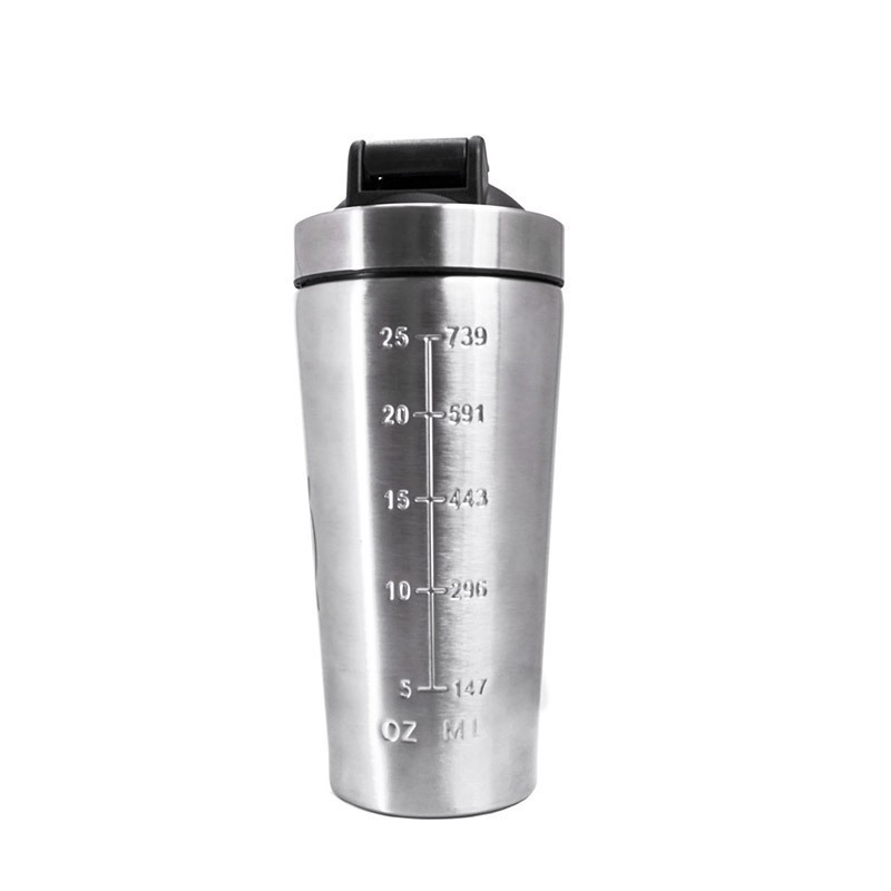 Supplementler Paslanmaz Çelik Shaker 739 ml v2