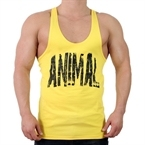 Supplementler.Com Animal Fitness Atleti Sarı