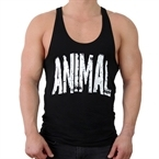 Supplementler.Com Animal Fitness Atleti Siyah