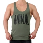 Supplementler.Com Animal Fitness Atleti Yeşil