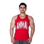 Supplementler.com Animal Tank Top Kırmızı