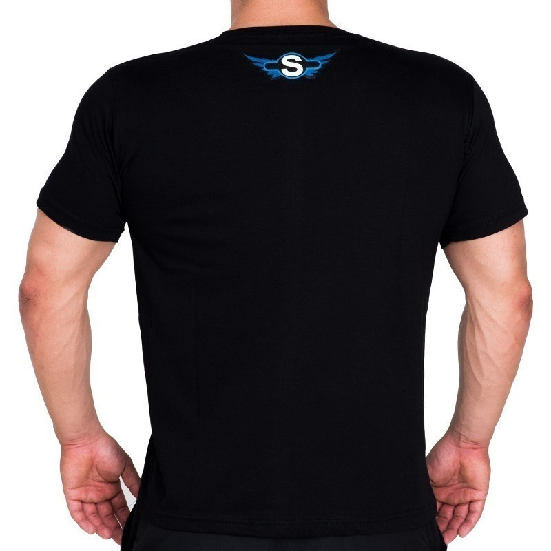 Supplementler.com Az Laf Cok Is T-Shirt Siyah