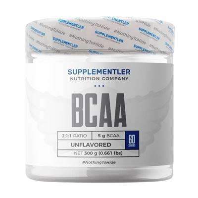 Supplementler Supplementler.com BCAA 2:1:1 300 Gr Aromasız