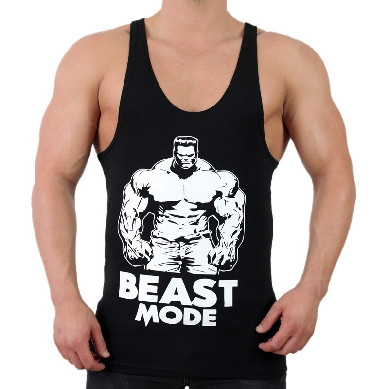 Supplementler.Com Beast Mode Hlk Fitness Atleti Siyah
