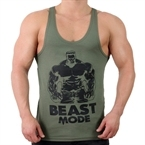 Supplementler.Com Beast Mode Hlk Fitness Atleti Yeşil
