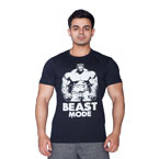 Supplementler.com Beast Mode HLK T-Shirt Lacivert