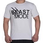 Supplementler.com Beast Mode T-Shirt Açık Gri