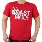 Supplementler.com Beast Mode T-Shirt Kırmızı
