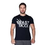 Supplementler.com Beast Mode T-shirt Lacivert