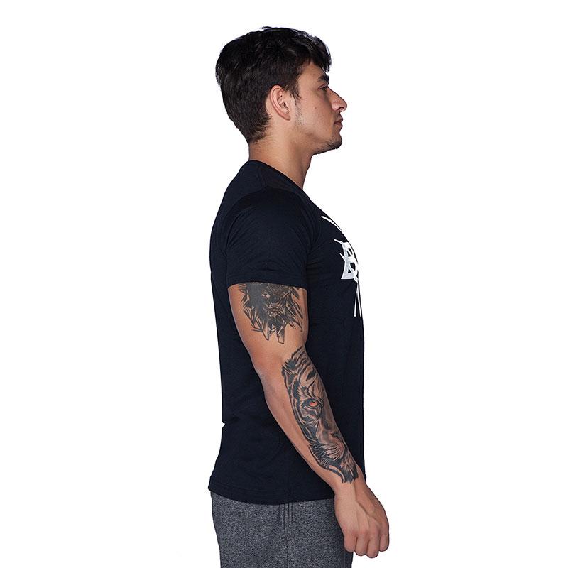 Supplementler.com Beast Mode T-Shirt Siyah