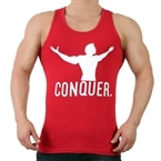 Supplementler.com Conquer Tank Top Kırmızı