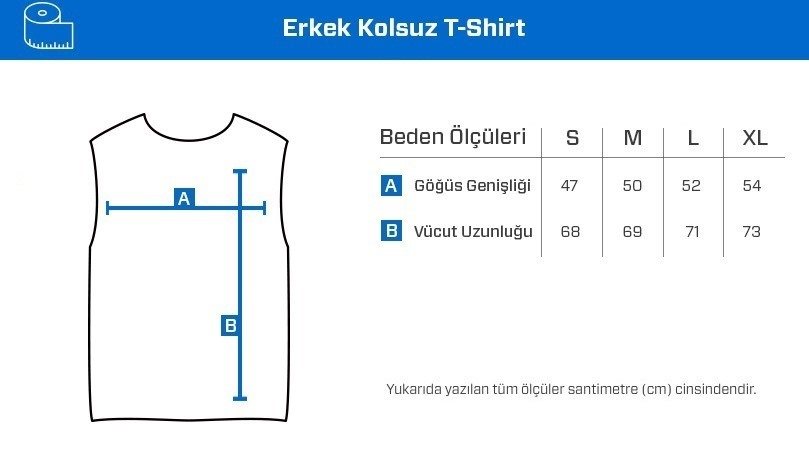 Supplementler.Com Dumbell Arm Kolsuz T-Shirt Gri