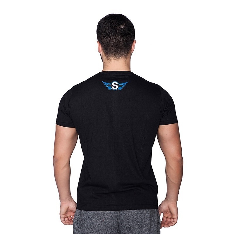 Supplementler.com E-McLift T-Shirt Siyah