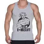 Supplementler.com E-McLift Tank Top Açık Gri