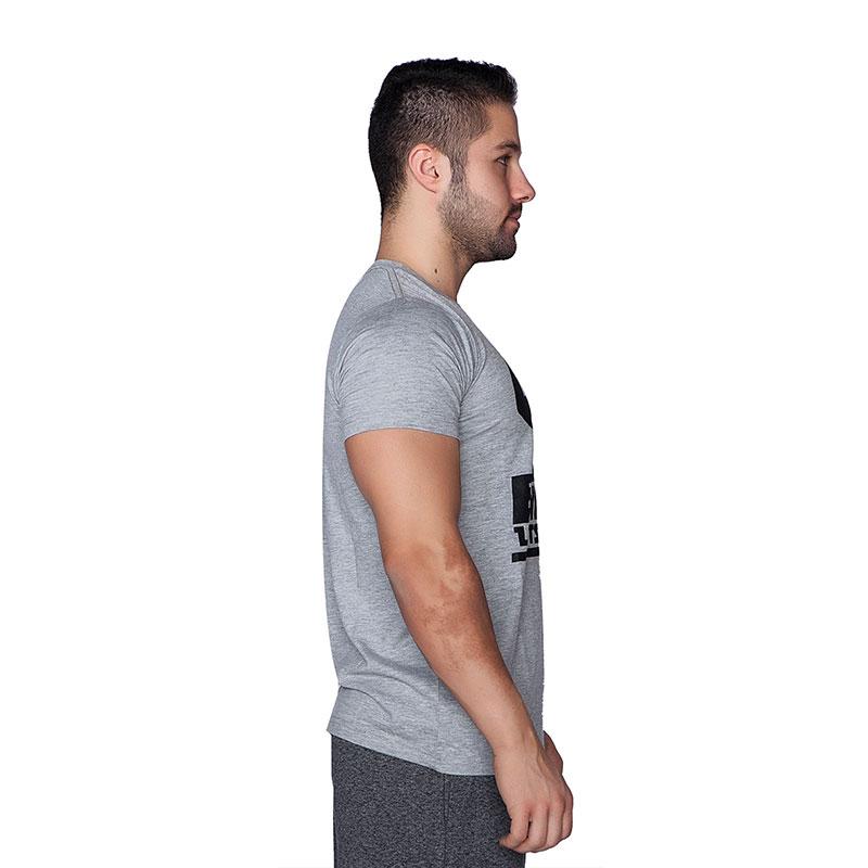 Supplementler.com Empire Lifts Back T-Shirt Açık Gri