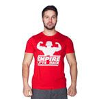 Supplementler.com Empire Lifts Back T-Shirt Kırmızı