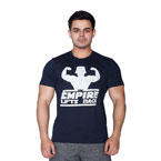 Supplementler.com Empire Lifts Back T-Shirt Lacivert