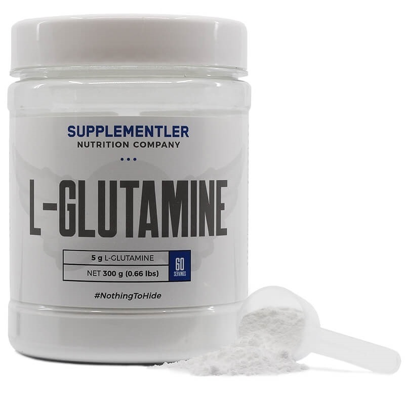 Supplementler.com Glutamine 300 Gr