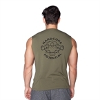 Supplementler.Com Hardcore Potential Kolsuz T-Shirt Yeşil