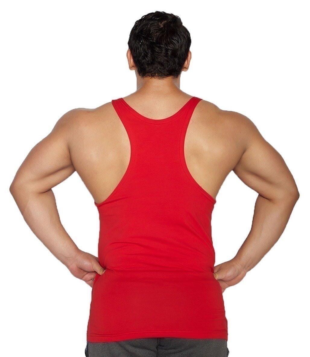 Supplementler.com Iron Never Lies Fitness Atleti Kırmızı