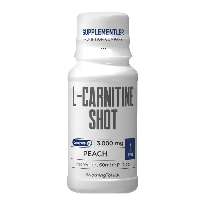 Supplementler.com L-Carnitine Shot 3000 Mg 1 Ampul