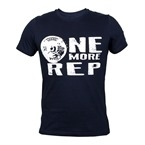 Supplementler.com One More Rep T-Shirt Lacivert