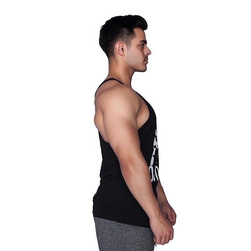 Supplementler.Com Posing Conquer Fitness Atleti Siyah