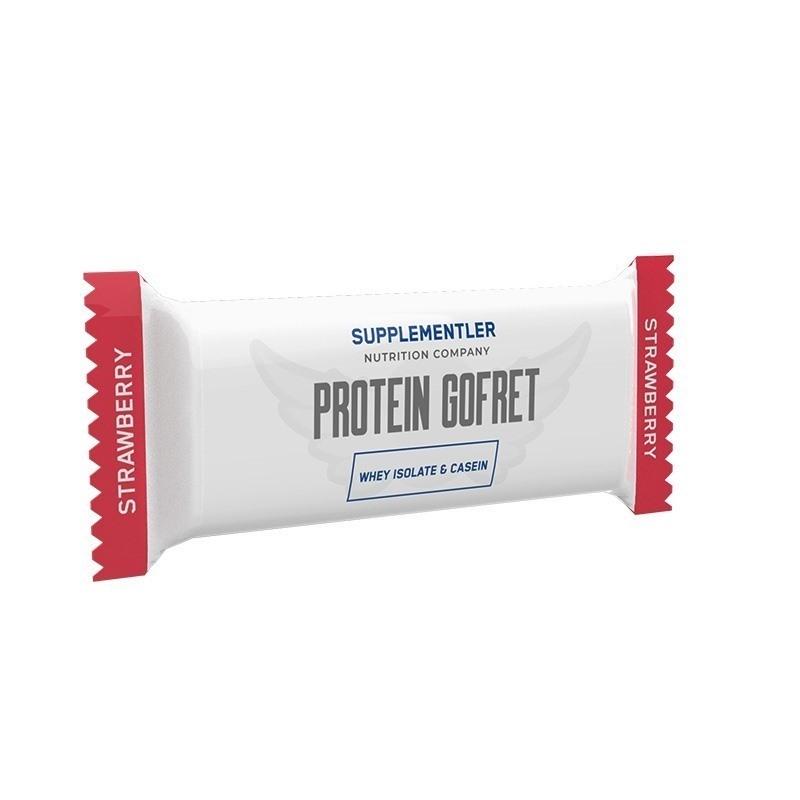 Supplementler.com Protein Gofret 40 Gr 1 Adet
